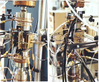 Thermomechanical fatigue testing of composites