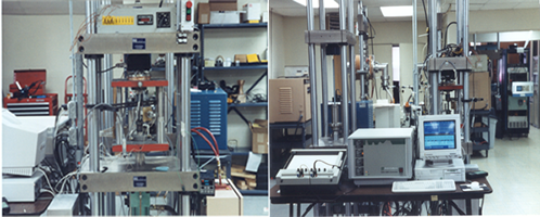 ServoHydraulic Testing System and Support Equipment